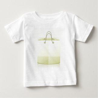 Camiseta Para Bebê 82Paper que compra Bag_rasterized