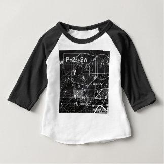 Camiseta Para Bebê A administração da escola