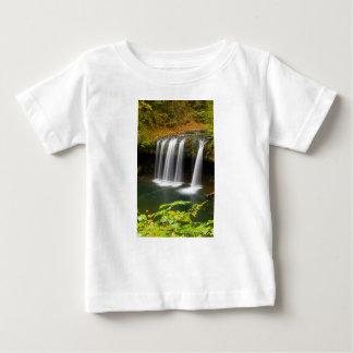 Camiseta Para Bebê A angra superior do montículo cai no outono