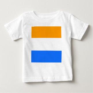 Camiseta Para Bebê A Bandeira do príncipe