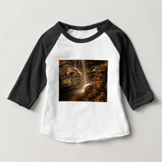 Camiseta Para Bebê A base da armadilha cai no outono