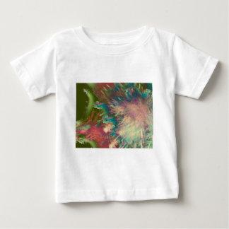 Camiseta Para Bebê A estrela explode
