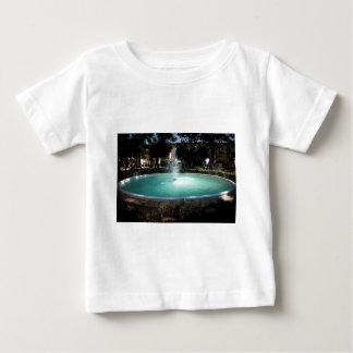 Camiseta Para Bebê A fonte