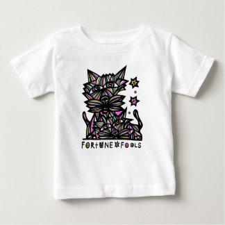 """Camiseta Para Bebê A """"fortuna engana"""" o t-shirt do bebê"""