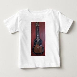 Camiseta Para Bebê A guitarra de Ryan