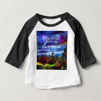 Camiseta Para Bebê A imaginação é uma ferramenta poderosa
