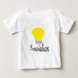 Camiseta Para Bebê a luz da inovação