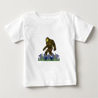 Camiseta Para Bebê A milha verde