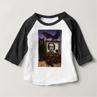 Camiseta Para Bebê A mostra do ponto de entrada