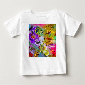 Camiseta Para Bebê A música pode expressar tudo e dizer nada