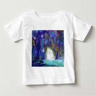 Camiseta Para Bebê A natureza é um conto de fadas