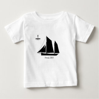 Camiseta Para Bebê a navigação 1893 smack - fernandes tony