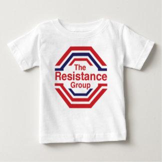 Camiseta Para Bebê A resistência