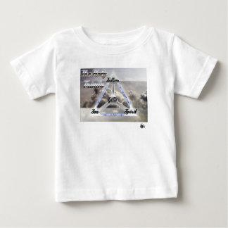 Camiseta Para Bebê A trindade santamente
