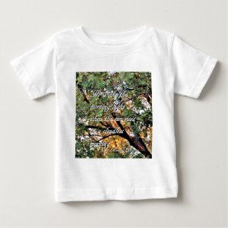 Camiseta Para Bebê A última canção de David
