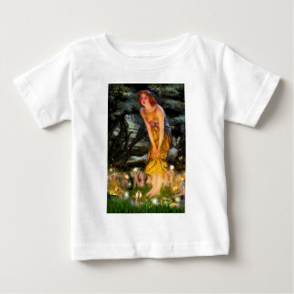 Camiseta Para Bebê A véspera de plenos Verões - adicione um animal de