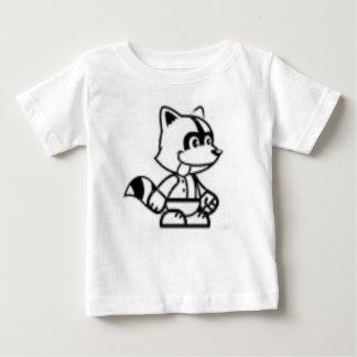 Camiseta Para Bebê A vida é boné surpreendente