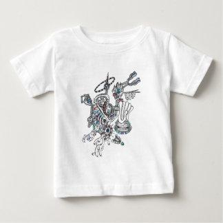 Camiseta Para Bebê A vingança de Montezuma