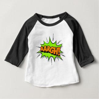 Camiseta Para Bebê Aargh
