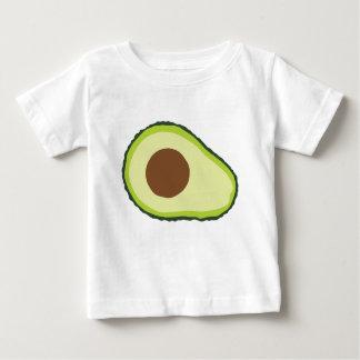 Camiseta Para Bebê Abacate