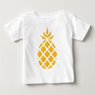 Camiseta Para Bebê abacaxi, fruta, logotipo, comida, tropical,