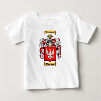 Camiseta Para Bebê Abancourt