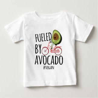 Camiseta Para Bebê Abastecido pelo abacate