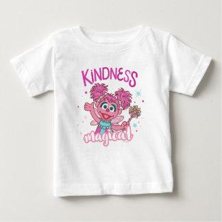 Camiseta Para Bebê Abby Cadabby - a bondade é mágica