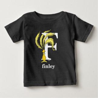 Camiseta Para Bebê ABC do Dr. Seuss: Letra F - O branco | adiciona