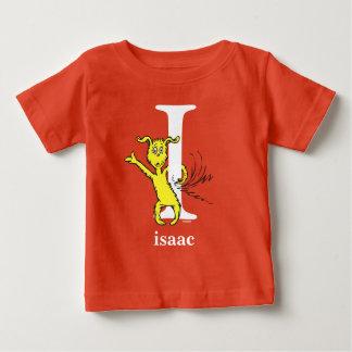Camiseta Para Bebê ABC do Dr. Seuss: Letra mim - O branco | adiciona