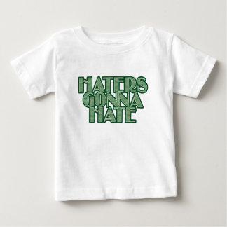 Camiseta Para Bebê Aborrecedores que vão diar