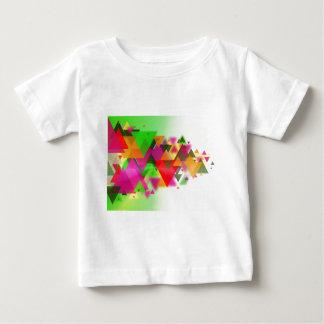 Camiseta Para Bebê abstracção