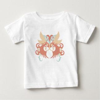 Camiseta Para Bebê Abstracção cinco Tlaloc