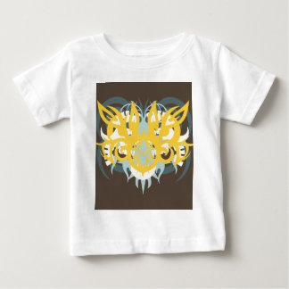 Camiseta Para Bebê Abstracção nove imperiosa
