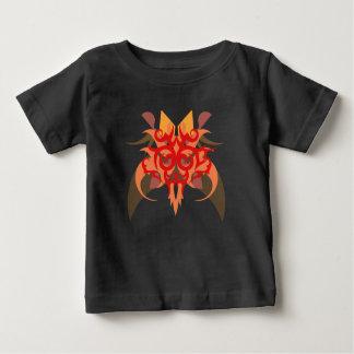 Camiseta Para Bebê Abstracção seis Ares