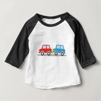 Camiseta Para Bebê Acidente de transito