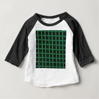 Camiseta Para Bebê Ácido Polylactic sob o microscópio