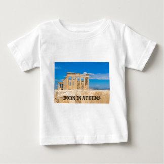 Camiseta Para Bebê Acrópole em Atenas, piscina