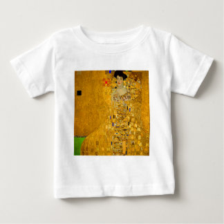 Camiseta Para Bebê Adele Bloch Bauer