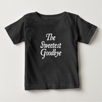 Camiseta Para Bebê adeus