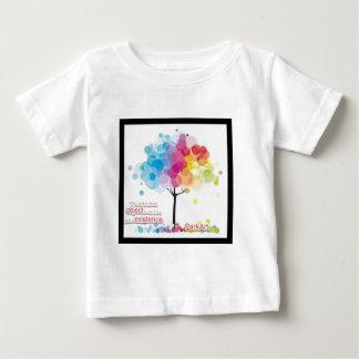 Camiseta Para Bebê Advogado para a arte e os parques!