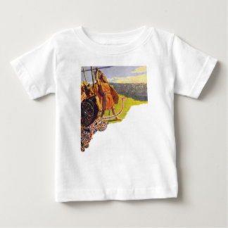 Camiseta Para Bebê Aesir e Vanir