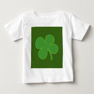 Camiseta Para Bebê Afortunado