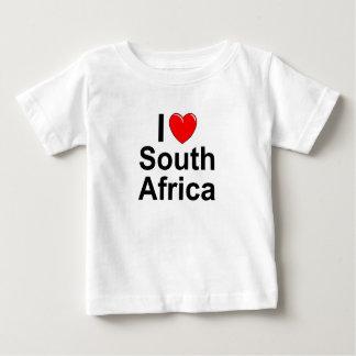 Camiseta Para Bebê África do Sul
