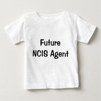 Camiseta Para Bebê Agente futuro de NCIS