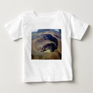 Camiseta Para Bebê água profunda da lagoa