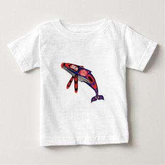 Camiseta Para Bebê Águas litorais