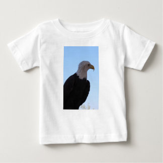 Camiseta Para Bebê Águia americana