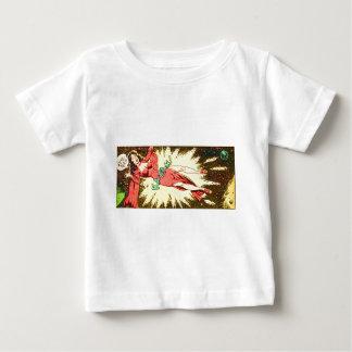 Camiseta Para Bebê Aie-eee! ka-Blam!