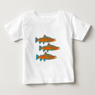 Camiseta Para Bebê Alaska ascendente